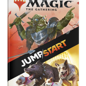 Magic The Gathering: Jumpstart – Booster Pack