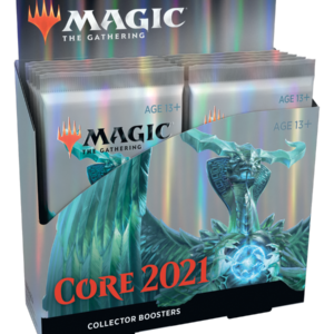 Magic The Gathering: Core Set 2021 – Collector Booster Box