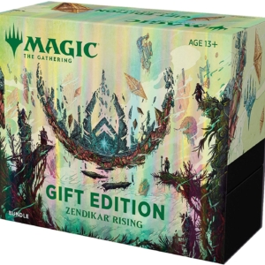 Magic The Gathering: Zendikar Rising – Bundle Gift Edition