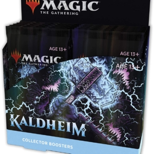 Magic: The Gathering – Kaldheim – Collectors Booster Box