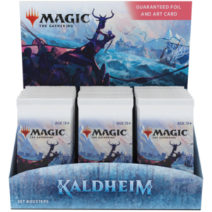 Magic: The Gathering – Kaldheim – Set Booster Box