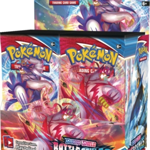 Pokemon: SS5 Battle Style Booster